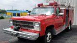 1980 GMC 3500 4WD Fire Truck Video
