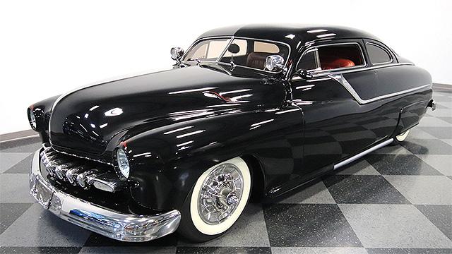 1950 Mercury Eight Monterey