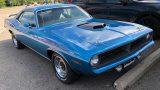 1970 Plymouth Hemi Cuda Video