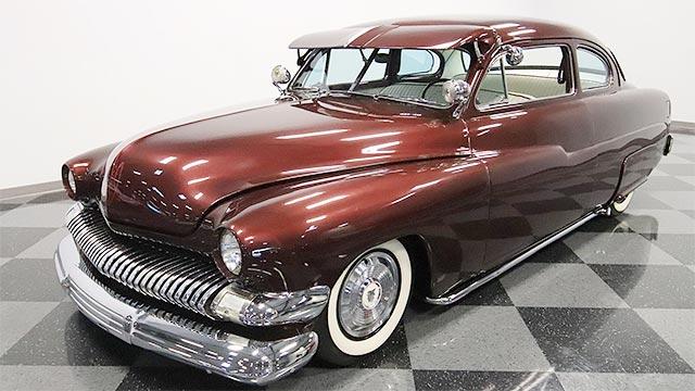 1951 Mercury Leadsled