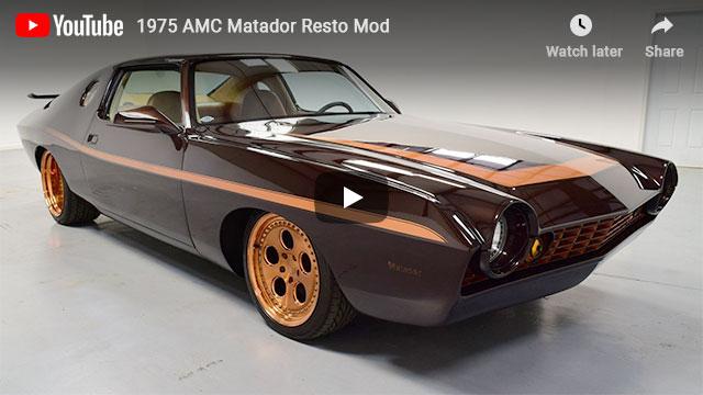 1975 AMC Matador Resto Mod