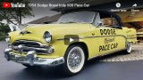 1954 Dodge Royal Indy 500 Pace Car