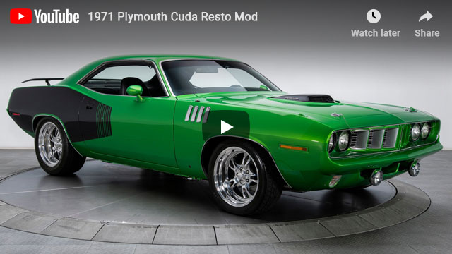 Plymouth-cuda-resto-mod