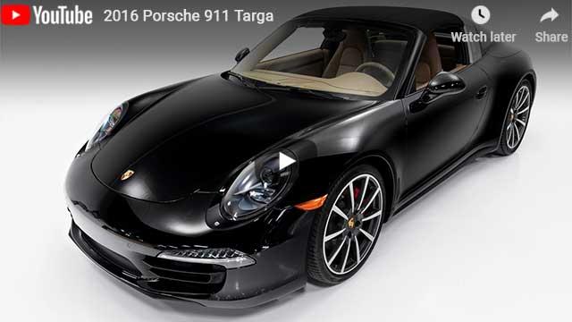 2016-Porsche-911-Targa