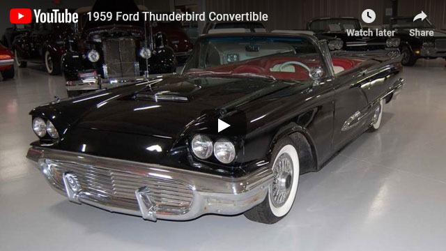 1959-Ford-Thunderbird-Convertible