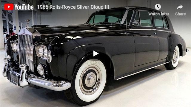 1965-Rolls-Royce-Silver-Cloud-III